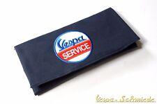 """Tasche Bordwerkzeug """"Vespa Service"""" - V50 PV PX PK Rally GL GTR Sprint Werkzeug"""
