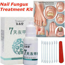 Professional Onychomycosis Liquid Treatment Sterilization Nail Care Fungus Kit
