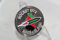 NATO Resolute Support Rocket City Bagram AFG Challenge Coin