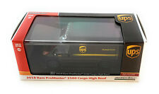 GREENLIGHT 1:43 SCALE 2018 RAM 2500 CARGO VAN UNITED PARCEL SERVICE 86156 Chase