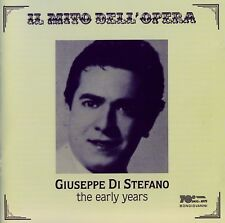 GIUSEPPE DI STEFANO : THE EARLY YEARS / CD - TOP-ZUSTAND