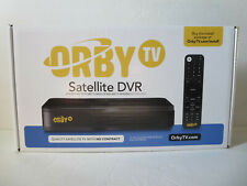 Orby TV Satellite Receiver & DVR Box 500GB (KSTB2047)