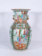 Large Antique Chinese Porcelain Export Vase