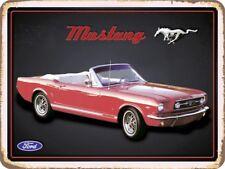 Ford Mustang Blechschild Metallschild Schild gewölbt Metal Tin Sign 30 x 40 cm