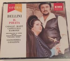 Vincenzo Bellini: Il Pirata (CD, Sep-1992, EMI Music Distribution)