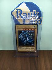 Blue-Eyes White Dragon JMP-EN001 Rare Yu-Gi-Oh! Swedish Promo yugioh YGO SEALED