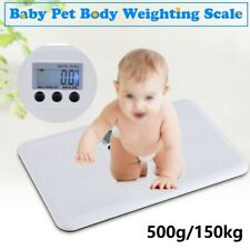 Digital Baby Scale Multifunction Electronic Pet Weighing Scales Health Scale Usa