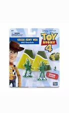 Toy Story 4 Disney Pixar Green Army Men with Parachutes