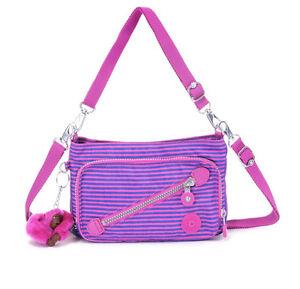 BNWT rare Kipling Milos small shoulder crossbag - 5 colors from Kipling Korea