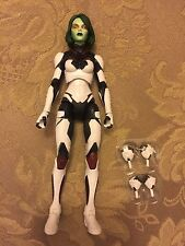Marvel Select Guardians of the galaxy comic space suit Gamora loose legends