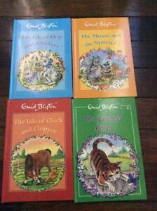 4 Enid Blyton Books