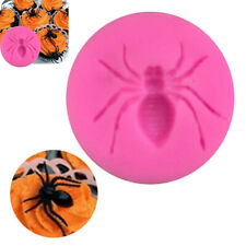 Silicone Mould Fondant Mold Spider Mould Cake  DIY Halloween Tool