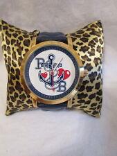 Paul's Boutique Women's Quartz Watch with White Dial PA007BLGD