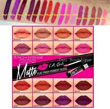 U PICK 9 L.A. LA Girl ULTRA Matte Finish Lip Gloss  Long Lasting Formular