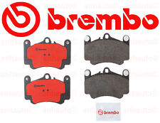 Brembo Disc Brake Pad SEMI-METALLIC fits Porsche 911 Carrera / Carrera 4S