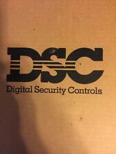 DSC PC400 Alarm Security control Panel With Keypad And UL Attack Enclosure