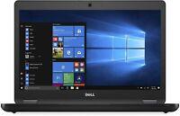 Dell Latitude 5480 Laptop 14in Intel Core i5 8GB RAM 256GB SSD Windows