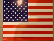 """American Flag poster 20""""x16"""" - brand new rolled"""