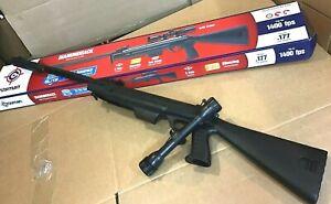 Crosman Diamondback Nitro Piston .177 cal Pellet 1400 FPS Air Rifle Break Barrel