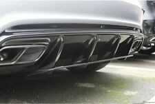 A45 AMG Style Rear Diffuser Sport Mercedes W176 A-Class 2013+ Inc Exhaust Tips