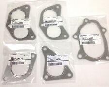 Genuine Subaru Turbo Exhaust Manifold Gasket Kit Up/Down Pipe Wrx Sti Xt Gt