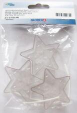 Stern-Form-Plastikkerzen-Form-Form für DIY Kerze die Fertigkeit-Zusätze