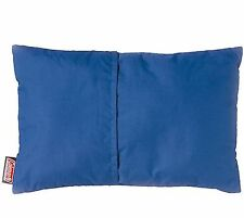 """COLEMAN Camping Compact Fold N' Go Poly/Cotton Travel Pillow 