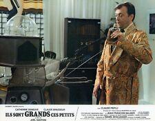 CLAUDE PIEPLU ILS SONT GRANDS CES PETITS 1979 VINTAGE LOBBY CARD #6