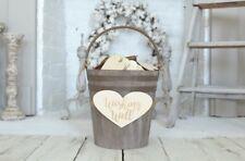 Wishing Well Wedding Bucket