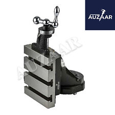Lathe Vertical Milling Slide Attachment Swivel Base 4 X 5 Inch Myford 7 Series