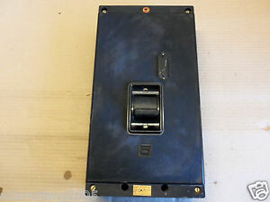 Westinghouse K frame  3 pole 225 amp 200 Amp Trip 600v Circuit Breaker
