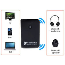 Wireless Bluetooth A2DP 3.5mm Transmitter and Splitter 1 to 2 Support 2-Device