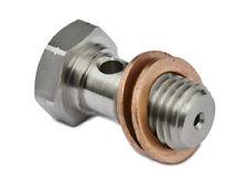 Turbo Oil Feed 2mm Restrictor Banjo Bolt - Mazda 3 & 6 2.3 MPS Mazda speed