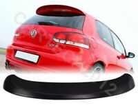 Fits VW Volkswagen Golf MK6 Tailgate Roof Spoiler, tuning
