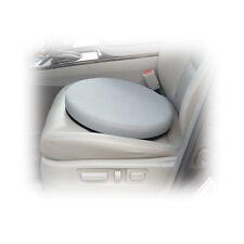 Padded Swivel Seat Cushion for Low Mobility, Velvet Cushon, Living Aid, Pad, Car