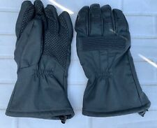 BLACK W&R EXTREME COLD WEATHER WATERPROOF GLOVES - Large , British Army NEW
