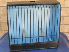 CANARY  SHOW   CAGE  WITH  PERCHES.
