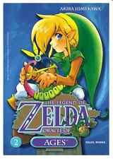 Manga Zelda - Oracle Of Ages tome 2 Akira Himekawa Jeux Nintendo Soleil Video VF