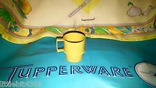 VINTAGE TUPPERWARE AVOCADO GREEN REPLACEMENT MINI 1 OZ. MUG TOY DISHES