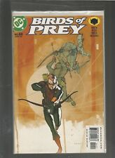 Birds of Prey #44 VF+ (DC, 2002)Combine Shipping BLACK CANARY POWERGIRL HUNTRESS