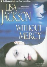 Without Mercy by Lisa Jackson (2010, Hardcover) 1st Edition