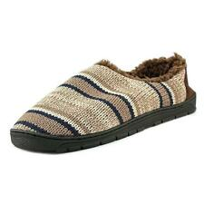 Muk Luks John Men US 12 Brown Slipper NWOB  1072