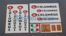 Bicycle Columbus SLX DE ROSA Rinforzi Elicoidali Frame & Fork Decals Sticker Set