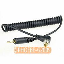 2.5mm-Male PC Sync Cable for NIKON D800 D700 D300 D200 D3 D2