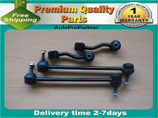 4 FRONT REAR SWAY BAR LINKS FOR CADILLAC ELDORADO 97-02 DEVILLE 97-99 SEVILLE 97