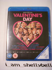 New VALENTINE'S DAY Blu-ray & DVD Set FREE POST Alba Biel Dempsey Kutcher