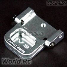 Tarot Metal Canopy Mount For Trex 450 Pro Helicopter Silver - RHS2426