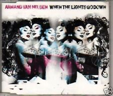 (J194) Armand Van Helden, When the Lights Go Down DJ CD