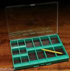 STONFO MAGNETIC HOOK STORAGE BOX  Sz Large - store TMC Daiichi Mustad  and flies