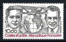 STAMP / TIMBRE FRANCE NEUF POSTE AERIENNE N° 55 ** AVIATEURS DIEUDONNE COSTES